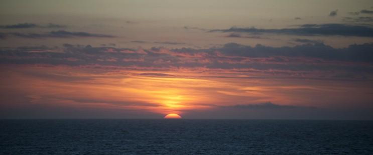Fine art photography landscape cornwall sunset