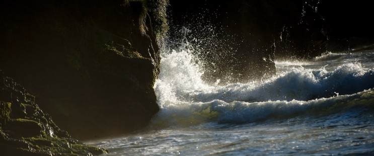 Fine art photography seascape cornwall waves