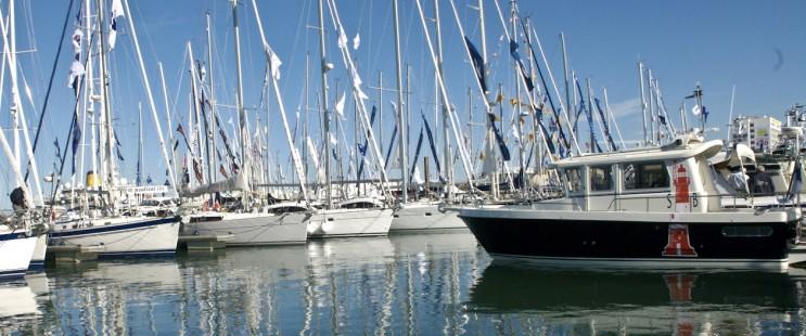 Southampton boat show sailing bavaria