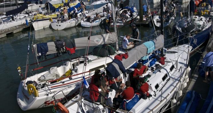 cowes week sigma racing sailing