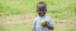 Portrait of Happy Chap, Kajo Keji, South Sudan