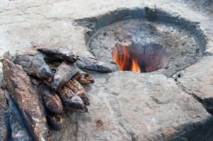 Cooking Photography -  Kajo Keji, South Sudan