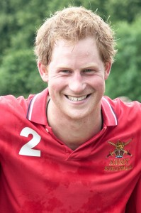 Prince Harry takes part in the Rundle Cup at Tidworth Polo Club on July 12, 2014 in Tidworth, England.-10