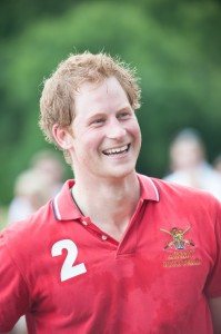 Prince Harry takes part in the Rundle Cup at Tidworth Polo Club on July 12, 2014 in Tidworth, England.-14